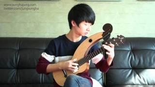 (Harp Ukulele) Dust_In_The_Wind - Sungha Jung