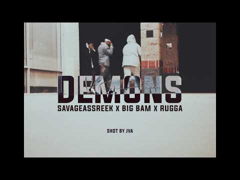 (TRÉS) SavageAssReek x Big Bam x Rugga - DEMONS (Shot By: @IAMJVABOY)