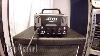 Joyo Bantamp ZOMBIE - Sound Test