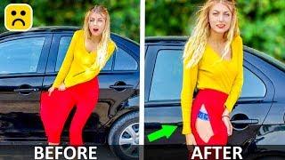 Simple DIY! Girl Hacks To Make Your Life Easier