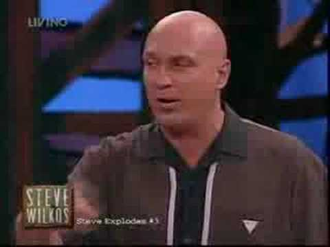 Xxx Mp4 Steve Wilkos Gets Mad On His Show 3gp Sex