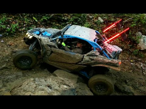 Xxx Mp4 SXS Rock Crawling Trail 12 Windrock Park 2018 3gp Sex