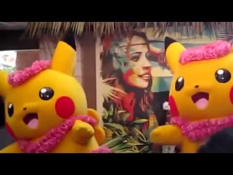 Pikachu Song // Pokemon Go // Baby Pikachu
