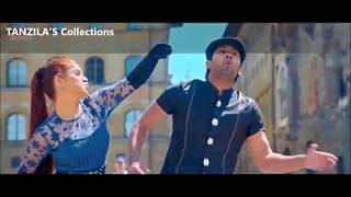 Ankush and Srabonti Funny Dance Move with Instrumental Music (2 in1 )