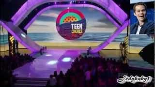 Teen Choice Awards. 2012.Teen Wolf, The Vampire Diaries, Twilight. {fanmade}
