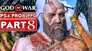 GOD OF WAR 4 Gameplay Walkthrough Part 8 [1080p HD 60FPS PS4 PRO] - No Commentary