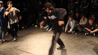 Bboy Wu-tan killing the beat 2015-2016. Japanese musicality master.