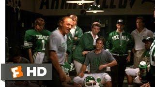 Necessary Roughness (2/10) Movie CLIP - Wally's Pep Talk (1991) HD