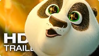 KUNG FU PANDA 3 Trailer 3 German Deutsch (2016)