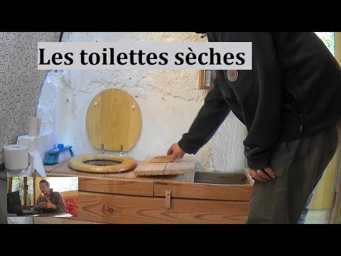 Les toilettes sèches