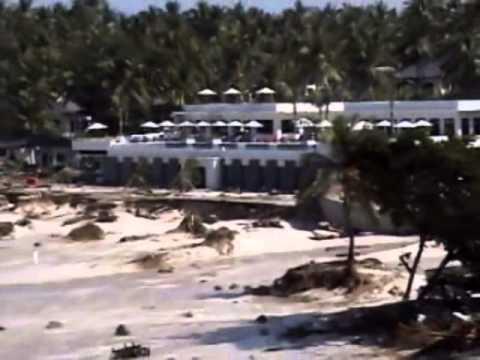 Tsunami Thailand detik detik Tsunami Ter parah di Thailand