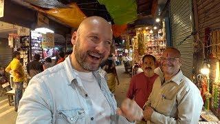 Varanasi Religious Night Market 🕉