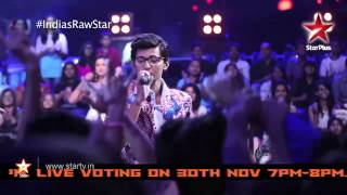 Darshan Raval talks about his journey to India's Raw Star finale