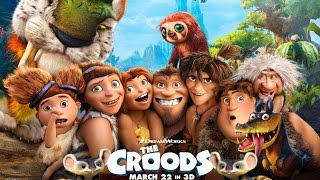 The New Movies / Animated Movie / The Croods Full