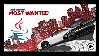 Need For Speed: Most Wanted - Mobile Java Gameplay