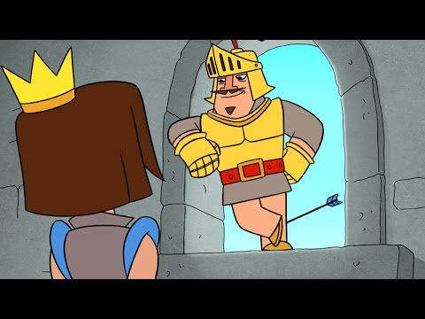 Clash A Rama The Series A Knight To Remember