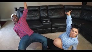 THE BABY MAMA DANCE CHALLENGE! (D&B NATION)