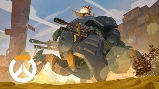 [NEW HERO – COMING SOON] Wrecking Ball Origin Story | Overwatch