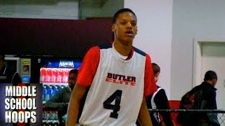 Nobal Days DOES IT ALL - 6'7 Seventh Grader - Class of 2019 Basketball