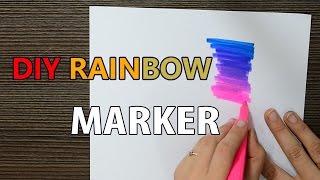 DIY RAINBOW HIGHLIGHTER || Mind-Blowing HACK