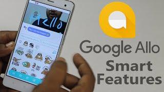 Google Allo: Super Smarter Messaging App