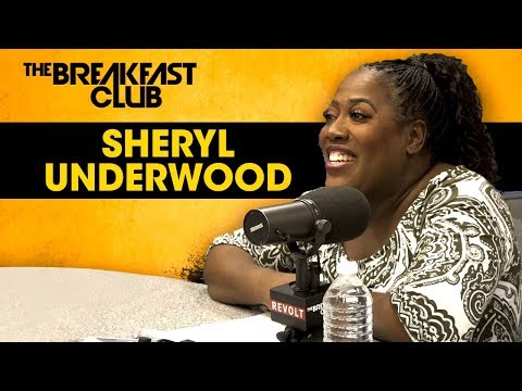 Sheryl Underwood On Finding The Perfect Man The Talk Longevity In Comedy More