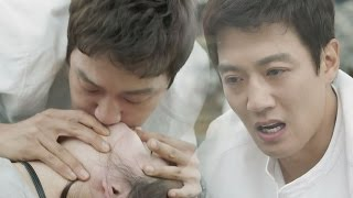 Kim Rae Won, performs CPR to save a pregnant woman's life! 《The Doctors》 닥터스 EP02