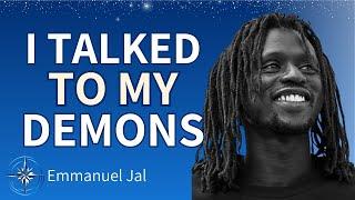 I talked to my Demons- Former War Child Emmanuel Jal on How He Healed Himself, Bali