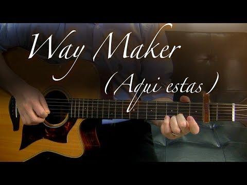 Xxx Mp4 Way Maker Aqui Estas Guitarra Tutorial 3gp Sex