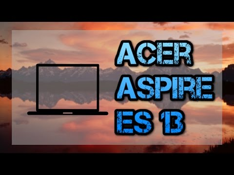 Acer Aspire ES 13 unboxing & review  (Notebook)