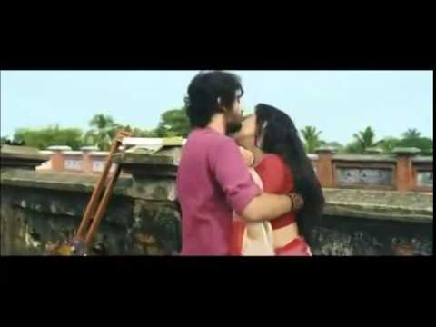 Bengali Actress in love scene...steamy love scene...Swastika Mukherjee Hot Kissing Scene