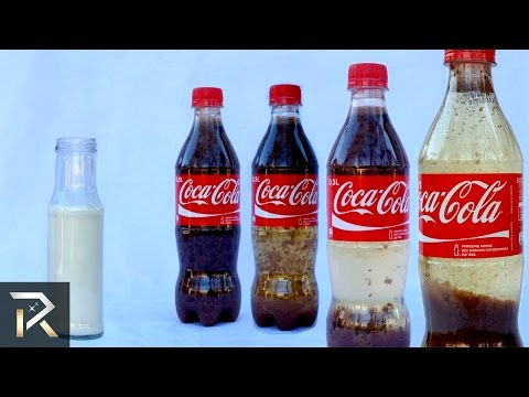 10 Amazing Coca Cola Experiments You Can Do At Home