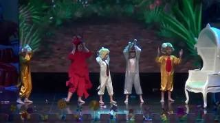 Drama Musical Obedience Hanzel Gretel 2016 - SD Joy Kids Nasional Plus