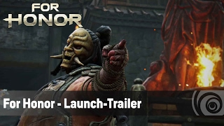For Honor – Launch-Trailer | Ubisoft [DE]