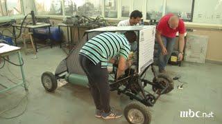 نموذج أولي لسيارة تعمل بالهواء