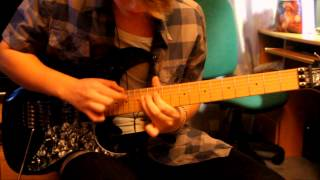 Paul Gilbert  - Technical Difficulties (Cover)