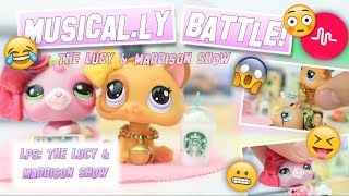 LPS: Musical.ly BATTLE! - The Lucy & Maddison Show (Episode #1)
