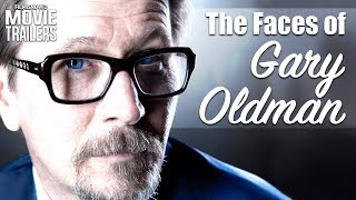 12 Shades of GARY OLDMAN  - Clip Compilation Tribute