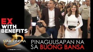 Ex with Benefits (Pinaguusapan na sa buong bansa ang controversial movie of this year)
