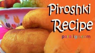 Piroshki recipe