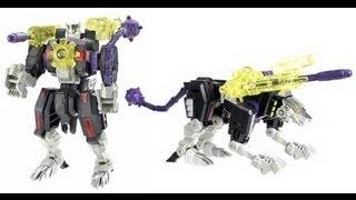 Battle Ravage - Transformers Energon