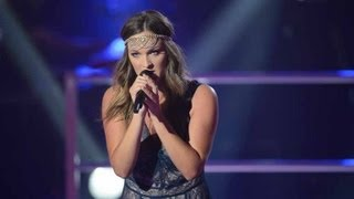 Imogen Brough And Katie Carr Sing She Wolf (Falling To Pieces): The Voice Australia Season 2