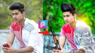 Smooth Editing + Saturation + Color Grading + Hairstyle || Picsart Heavy Editing Tutorial ||