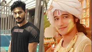 Who is Actor of Bhakter Bhagavan Shree Krishna at star jalsa
