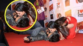 Hot Tamanna Kiss Ranveer Singh In Public