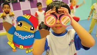 Didi & Friends x Tadika Nasyrah JPA Putrajaya | Menari & Berhenti