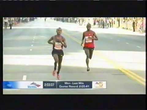 Xxx Mp4 RIP SAMMY WANJIRU 2010 CHICAGO MARATHON His LAST Marathon 3gp Sex