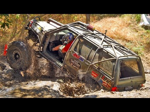 Tank Trap Part 1! - Top Truck Challenge 2014