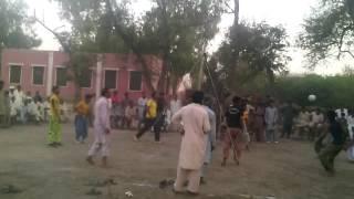 Waseem jigar waliwall match Akbar chak okara