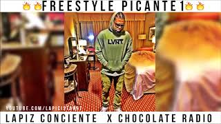 Lapiz Conciente - FreeStyle 1 🔥🔥 Chocolate Radio x Algarate Radio Show 🔥🔥